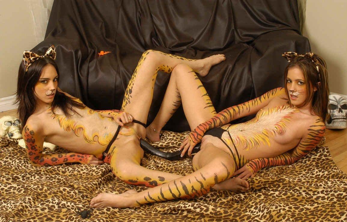 Проститутка Настя и Жанна