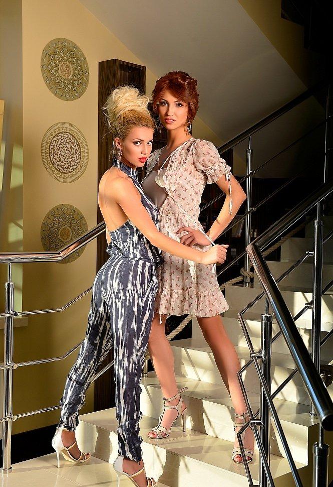 Проститутка Вика и Вита