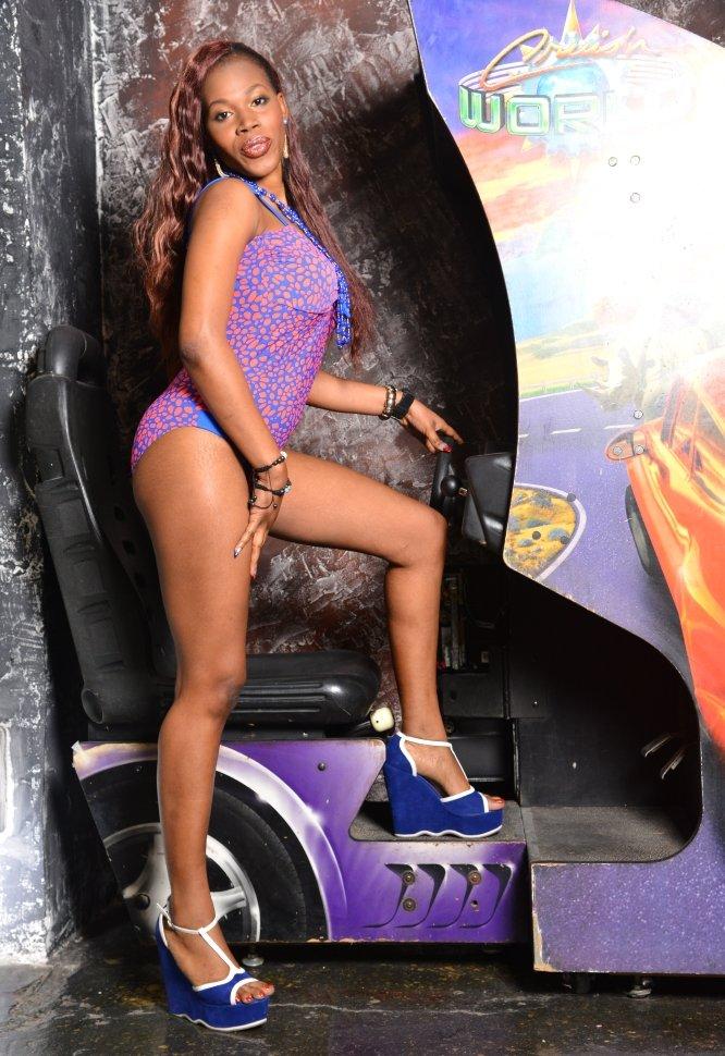 Проститутка Аманда